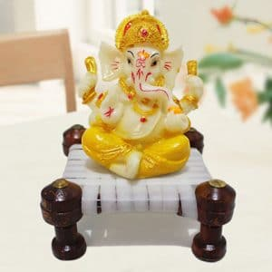 Rakh laaj meri Ganpati Bhajan Song Lyrics In Hindi