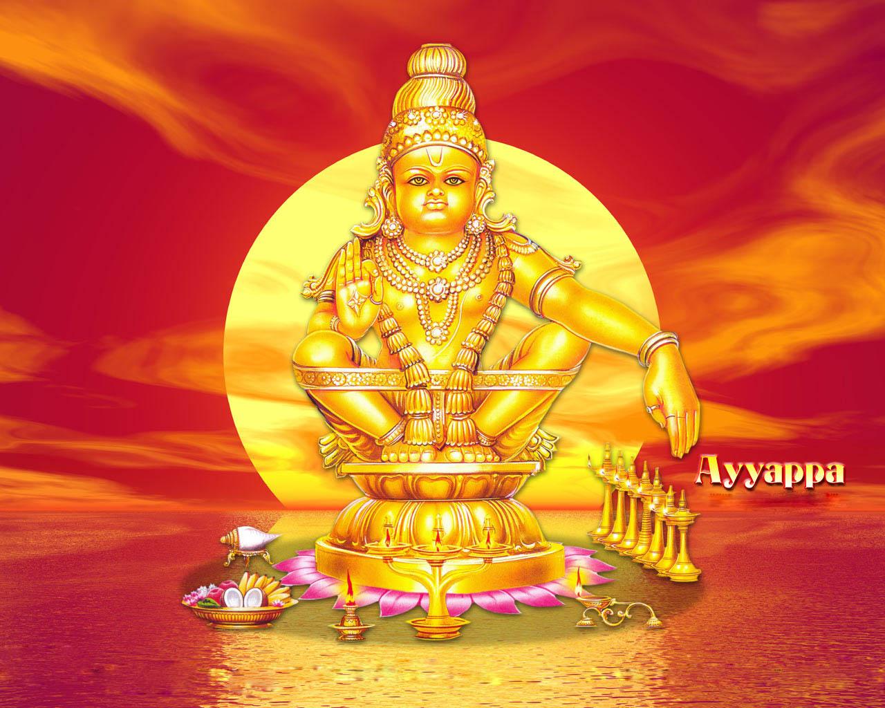 Dharmasastha or Harihara